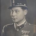 Musitz László tartalékos hadnagy katonai pályafutása