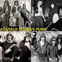 Klasszikus rock vs. Punk