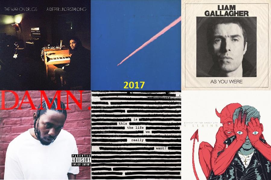 2017 legjobb lemezei 2.