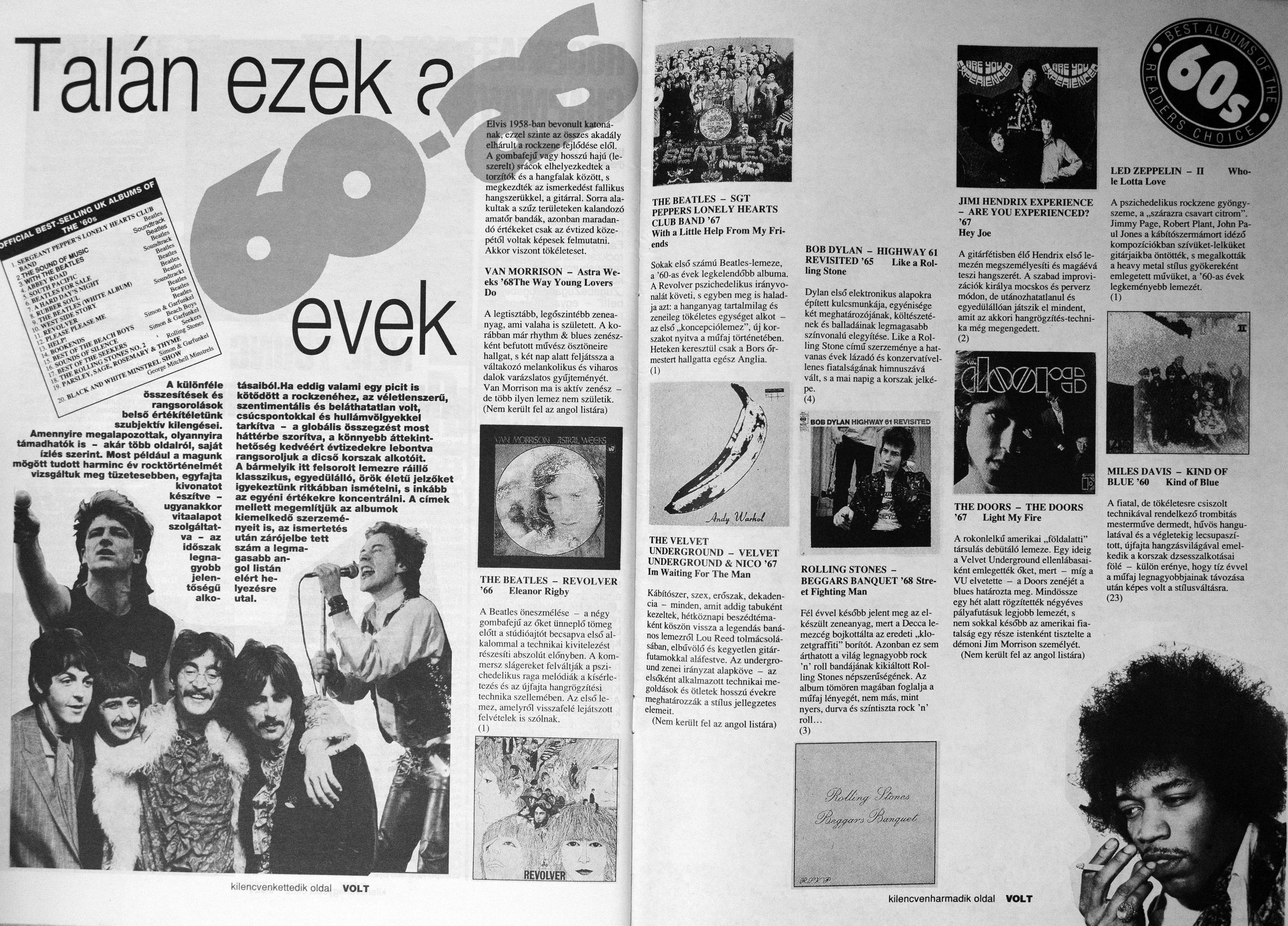 Elég VOLT! (1992-1995)