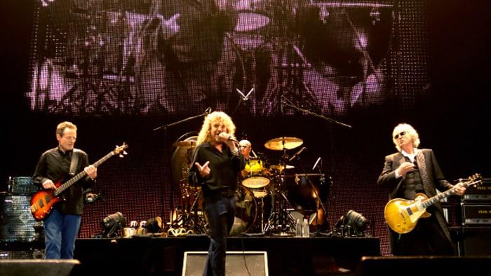 10 évvel ezelőtt zenélt együtt utoljára a Led Zeppelin