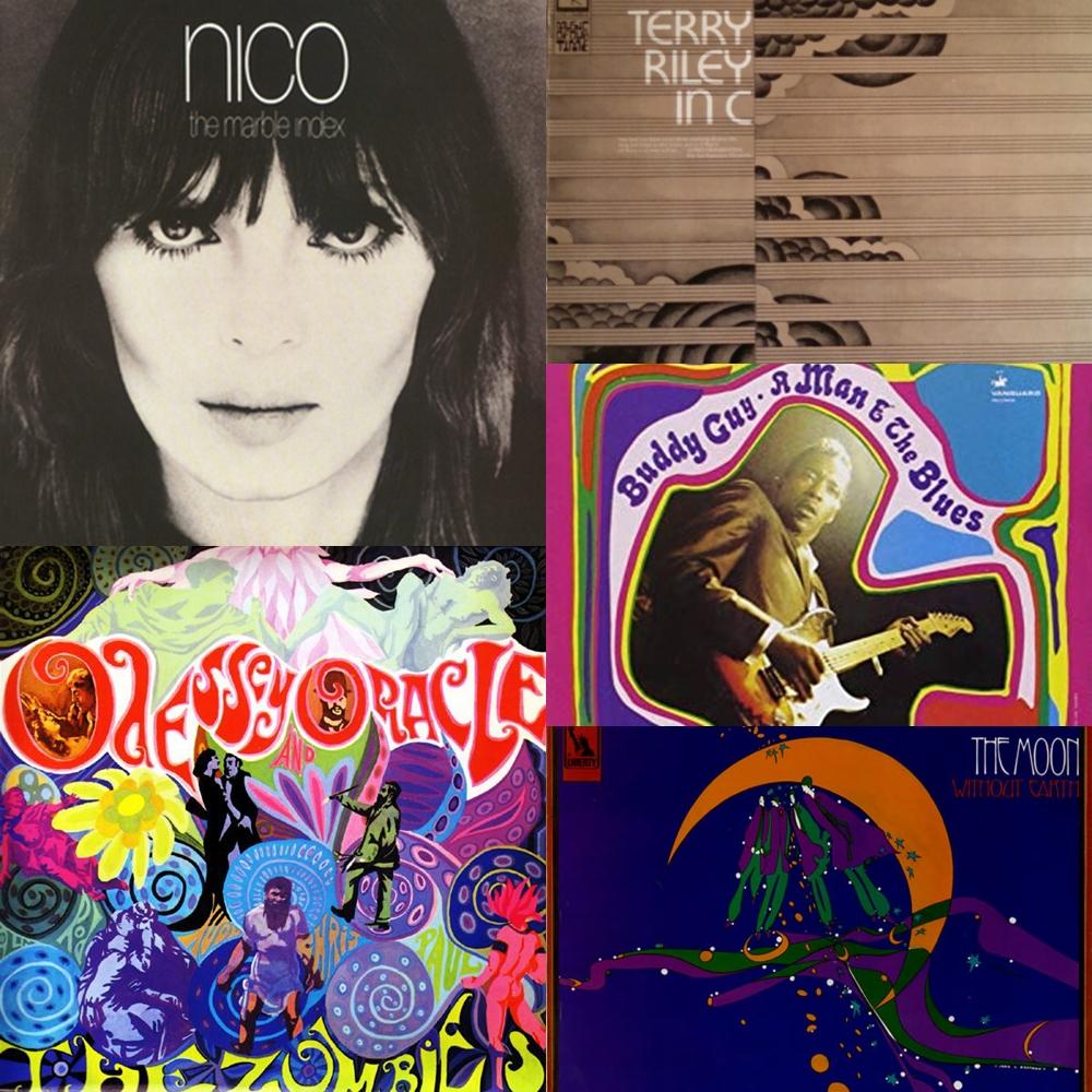 Ötven éves relikviák - 1968 lemezei 2.