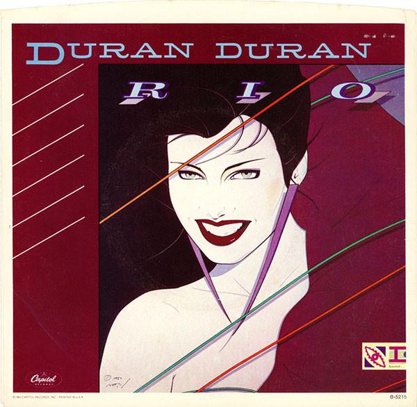 DURAN DURAN - RIO (1982)