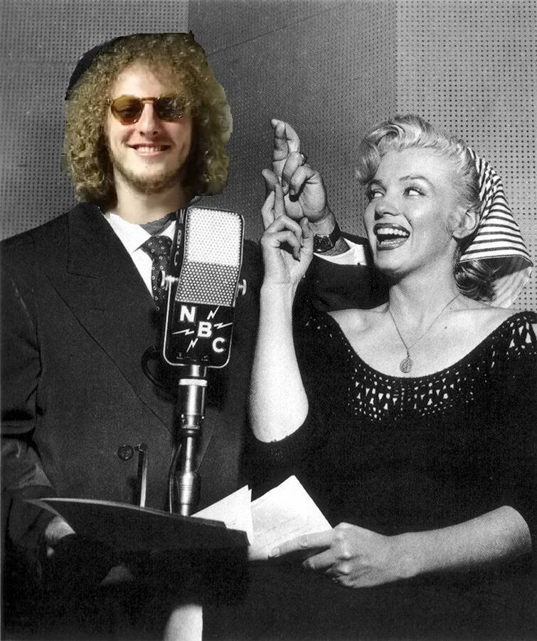 Itt járt nálunk Marilyn Monroe
