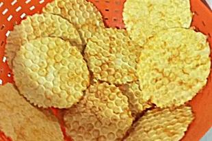 Kiss Mama sajtos tallérja