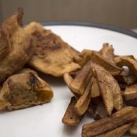 Samosa / indiai táskatészta (húsos)