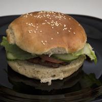 Házi burger