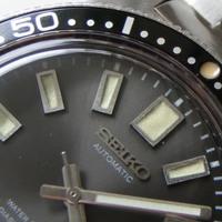 Seiko SKX007 - ...éljen a király!