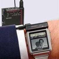Seiko TV watch T001/DXA001 – csak nézel, mint a moziban