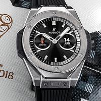 Milyen órát visel mindenki a VB-n?