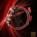 Casio G-Shock Gravitymaster limited edition GWR-B1000x – a dögös vörös
