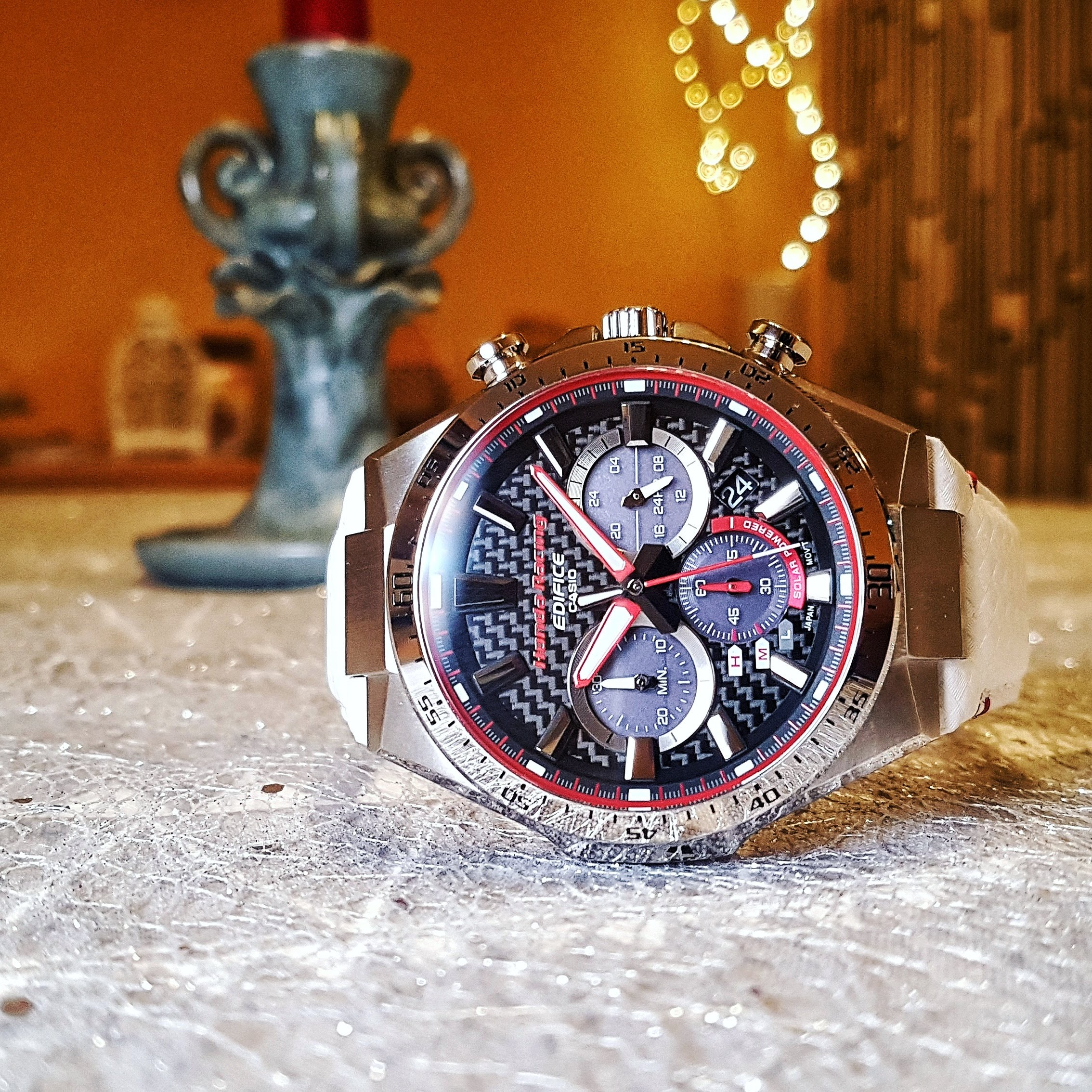 Casio Edifice Honda Racing limited edition - a legszebb versenyző ... 2e48a96835