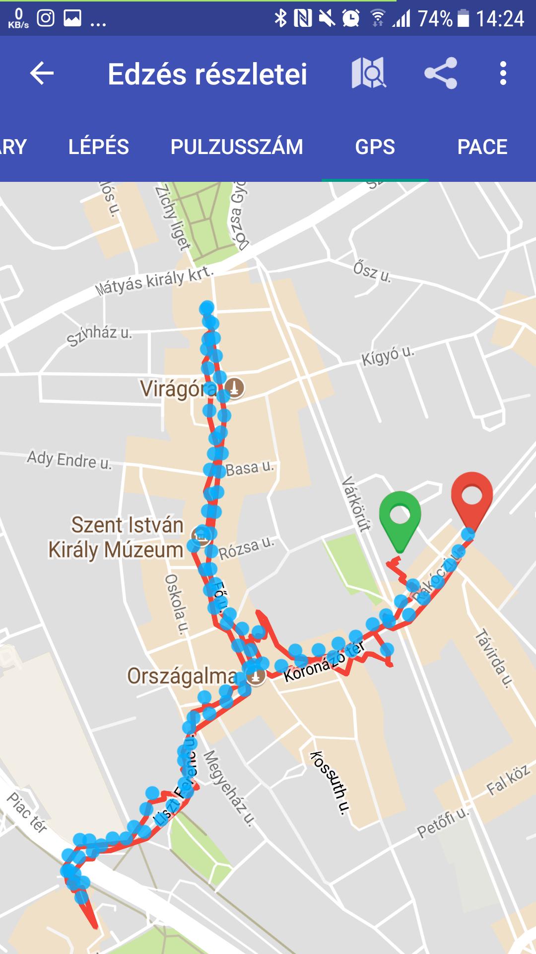 A GPS hajszálpontos és gyors - Notify