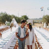 Egy fesztivál esküvő kelléktára - 1. rész