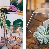 Kreatív asztaldíszek - élet a gyertyákon túl