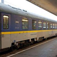 Ideiglenesen változik a Dacia nemzetközi vonatpár menetrendje