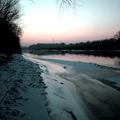 Frozen dusk