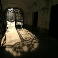 Gateway, Gerlóczy street