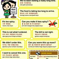 Tanuljunk koreai szavakat és kifejezéseket!