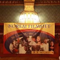 Korean Film Week in Budapest