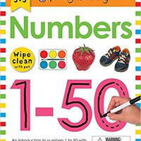 Wipe Clean Workbook: Numbers 1-50 (Wipe Clean Learning Books) Mobi Download Book