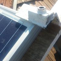 Elrettentő napelemes kivitelezések