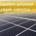Már elindult az új napelemes pályázat