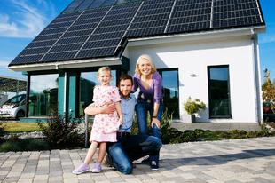 Kötelező lesz a megújuló energiaforrások alkalmazása az új építésű házaknál
