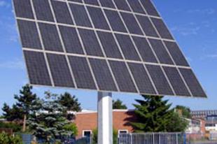 Napkövető napelemes rendszer