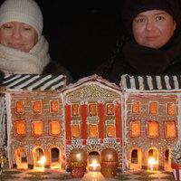 Mézeskalácsvárost építünk Budapesten