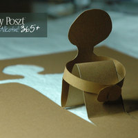 Háromszáznegyvenkilencedik nap: A papírnő