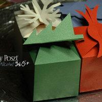 Kétszázhuszonötödik nap: Téli ajándékdobozok