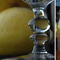 Citrom szirup, limonádé