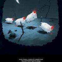 a zombibirkák éjszakája