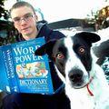 Egy lengyel kutya sikeresen elvégezte az angol nyelvtanfolyamot