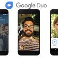 Google Duo vidoüzenet