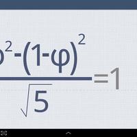 MyScript Calculator: matek, képletesen