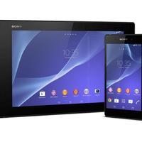 A Sony Xperia Z2 és Z2 Tablet először mutatkozik be Magyarországon