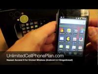 Huawei Ascend II - újabb kínai Android