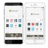 Microsoft Edge mobilra