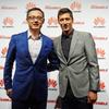 Robert Lewandowski, a lengyel gólkirály a Huawei új nagykövete