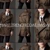 Divatos kabát, amit a telefonod is szeret