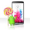 Még idén érkezik az Android 5.0 frissítés az LG G3-ra