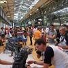 Több mint kétezer látogató a Veletech 2013 kiállításon