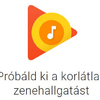 Google Play zene