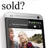HTC One eladások