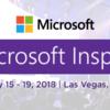 Microsoft Inspire konferencia