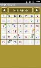 android naptár letöltés Szolgálati naptár   így könnyebben eligazodsz   NapiApp android naptár letöltés