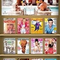 Bizniszötlet: digitális magazinok a váróhelyiségben