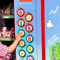 A nap biznisze: ételautomata tipegőknek